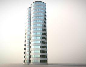 3D model City Building Design S-2