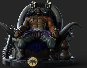3D printable model ONEPIECE KAIDO OF THE 100 BEASTS