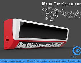3D model Batik Air Conditioner