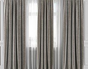 Curtain Set 292C 3D