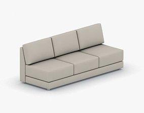 1145 - Sofa 3D model