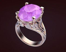 3D print model Dior ring