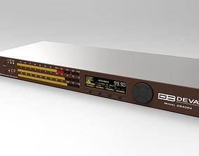 3D model FM Radio Monitoring Receiver