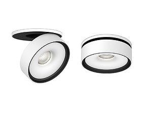 Deltalight You-turn spotlights 3D
