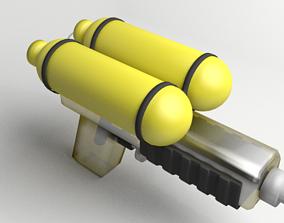 3D model Toy Watergun 5