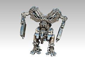 Matrix Robot Tank 3D printable model