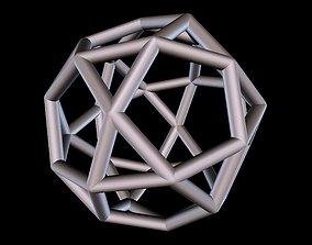 3D printable model 025 Mathart - Archimedean Solids - 3