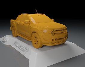 FORD RANGER WILDTRAK 3D PRINTABLE FILE
