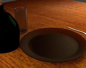 Kitchen-Dining bundle 3D printable model
