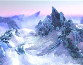 FROST - Frozen Environment Kit 3D model
