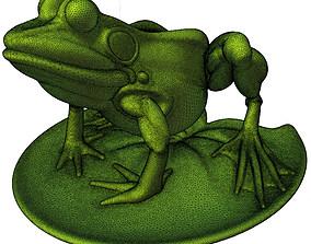 frog Ligyha 3D printable model