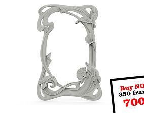 3D printable model Frame 3 wall