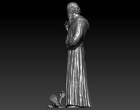 3D print model Saint Benedict