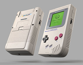3D model other GameBoy