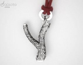 3D printable model Macho Pendant by IvanGolota