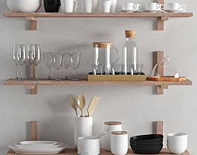 3D Kitchenware and Tableware 05