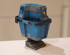 3D printable model Star Wars old republic GONK