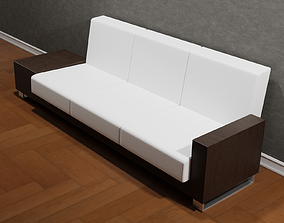Sofa modern armchair 3D model