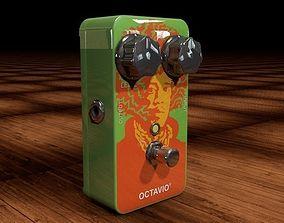 Dunlop MXR Hendriks Octavio 3D