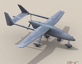 3D model Falco UAV
