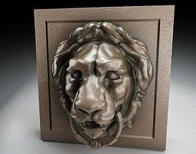 3D model realtime Lion Head