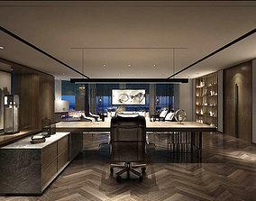 3D boss manager office 12