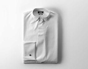 3D model Dress Shirt