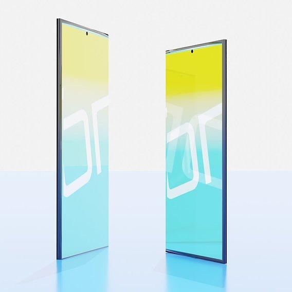 Smart phone model|Fan art