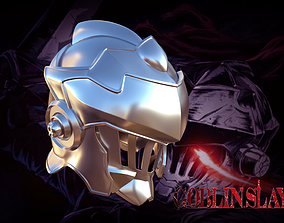 3D printable model Goblin Slayer Helmet