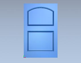doorway door 3D print model