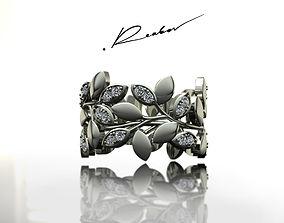 Pandora Ring 3D printable file