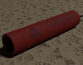 3D model Firecracker
