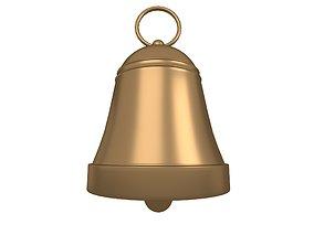 Bell v2 007 3D asset