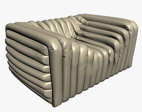 3D Versace Bubble Sofa