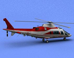 Agusta A-109 Vigili del Fuoco 3D