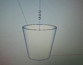 3D print model chocolate sundae medium