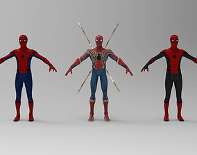 Spiderman Far from home 3D model