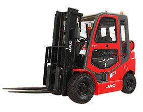Fork lift truck JAC CPCD 25 3D