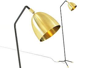 3D Kare Floor Lamp Knit