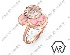 3D printable model Happy Ring 3