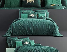 3D MM Linen Velvet Duvet Cover Set Miss Lolo