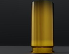 9mm Bullet Shell 3D model