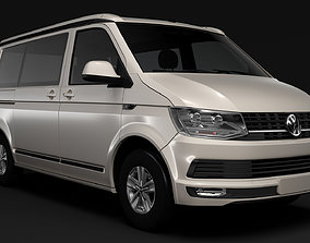 VW California T6 2018 3D