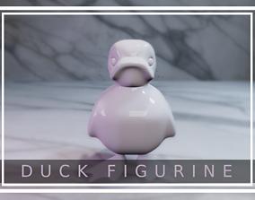 3D print model Duck Figurine