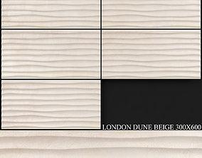 Keros London Dune Beige 300x600 3D model