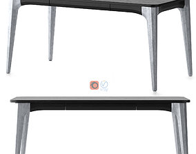 3D model District Eight - Salk Dining Table