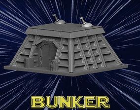 3D print model Bunker