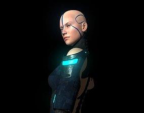 3D Tavia - Hunari Warrior