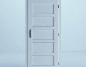 3D model White Door 32
