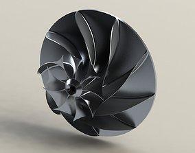 3D Compressor solidworks